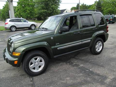 2006 Jeep Liberty for sale in Lorain, OH