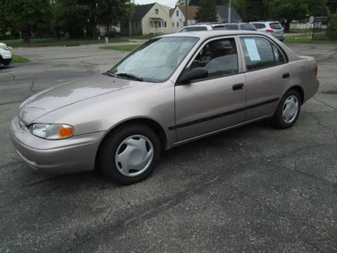 2000 Chevrolet Prizm for sale in Lorain, OH