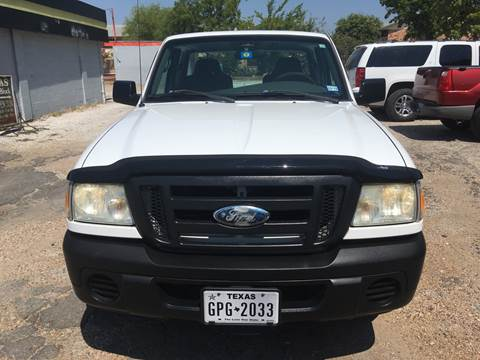 Ford Ranger For Sale In Dallas Tx