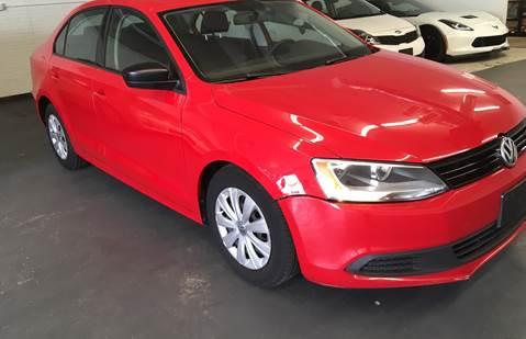 2012 Volkswagen Jetta for sale in Dallas, TX
