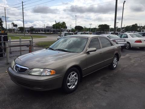 2000 Mazda 626 For Sale In Longwood, FL