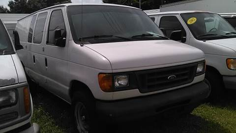2005 Ford E-Series Cargo for sale in Longwood, FL