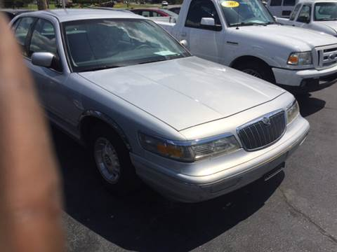 1997 Mercury Grand Marquis for sale in Longwood, FL