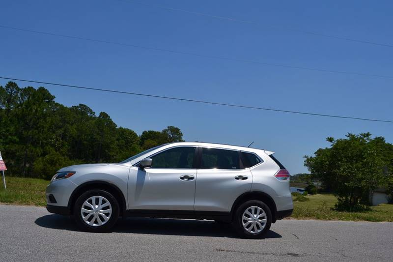 2016 Nissan Rogue for sale at Car Bazaar in Pensacola FL