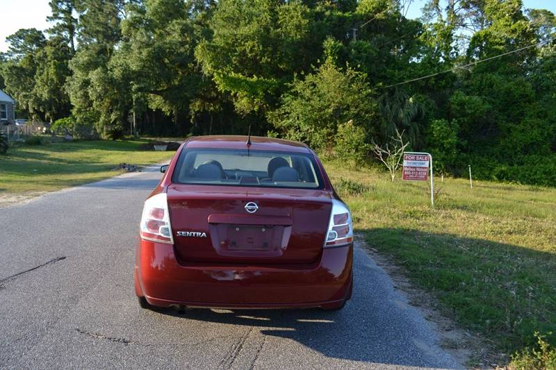 2008 Nissan Sentra for sale at Car Bazaar in Pensacola FL