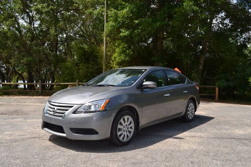 2013 Nissan Sentra For Sale At Car Bazaar In Pensacola FL