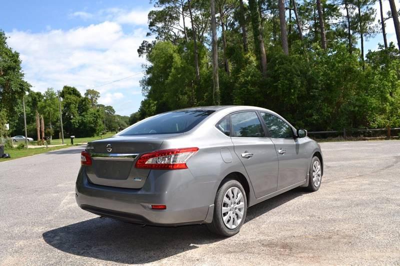 2013 Nissan Sentra for sale at Car Bazaar in Pensacola FL