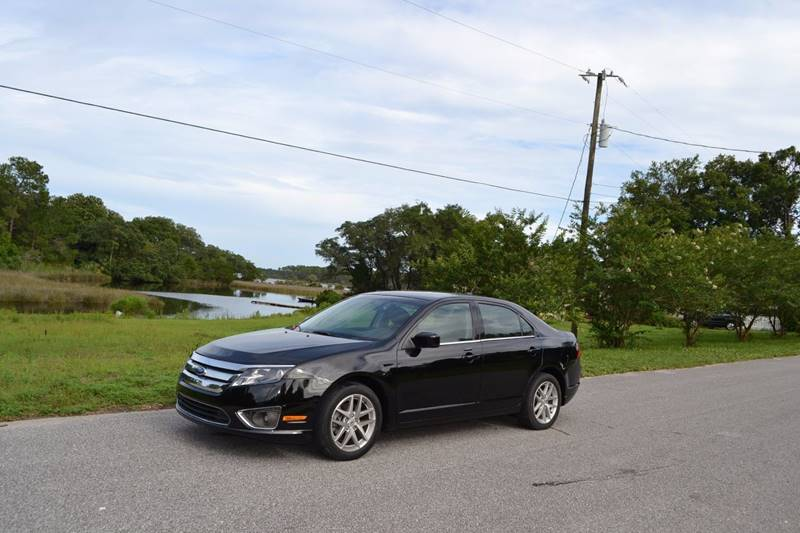 2012 Ford Fusion for sale at Car Bazaar in Pensacola FL