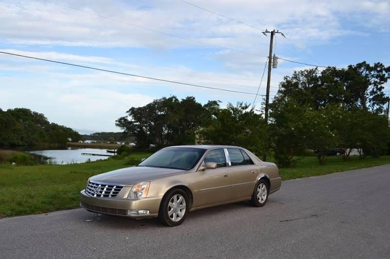 2006 Cadillac DTS for sale at Car Bazaar in Pensacola FL