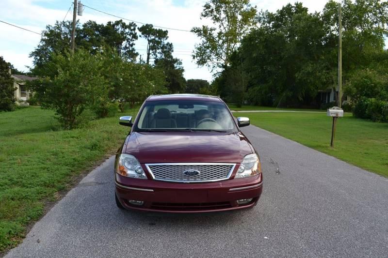 2006 Ford Five Hundred for sale at Car Bazaar in Pensacola FL