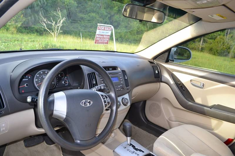 2008 Hyundai Elantra for sale at Car Bazaar in Pensacola FL
