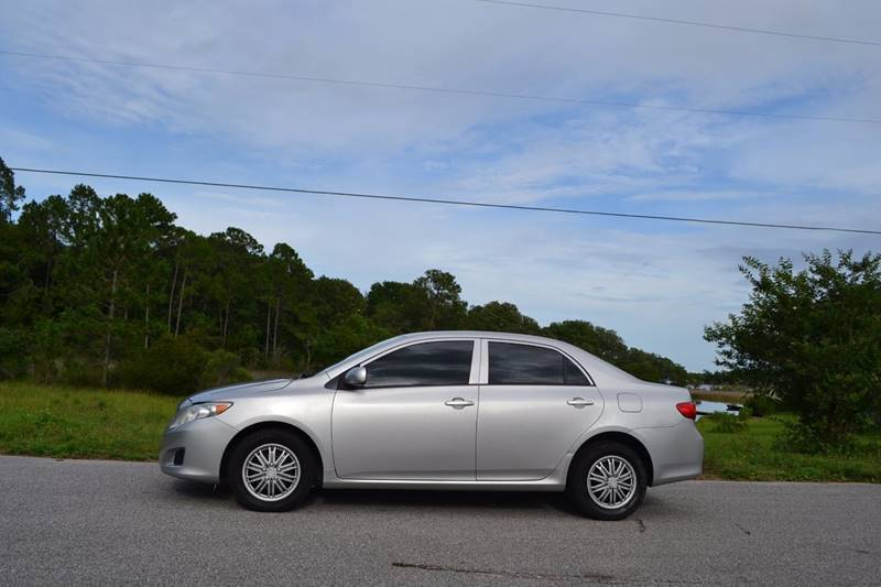 2010 Toyota Corolla for sale at Car Bazaar in Pensacola FL