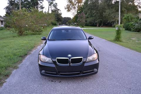 2008 BMW 3 Series for sale at Car Bazaar in Pensacola FL
