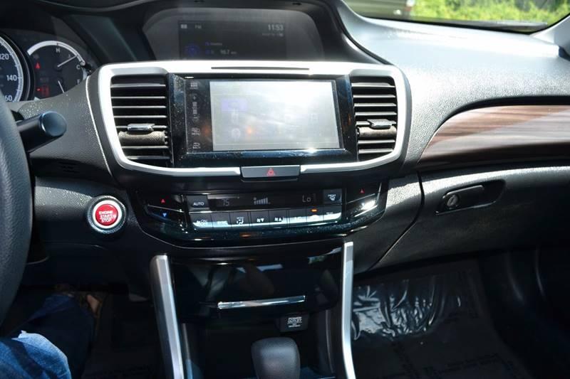 2016 Honda Accord for sale at Car Bazaar in Pensacola FL