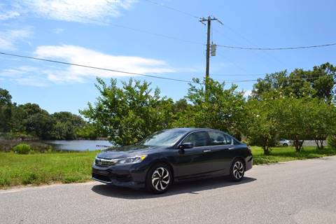 2016 Honda Accord for sale at Car Bazaar in Pensacola FL