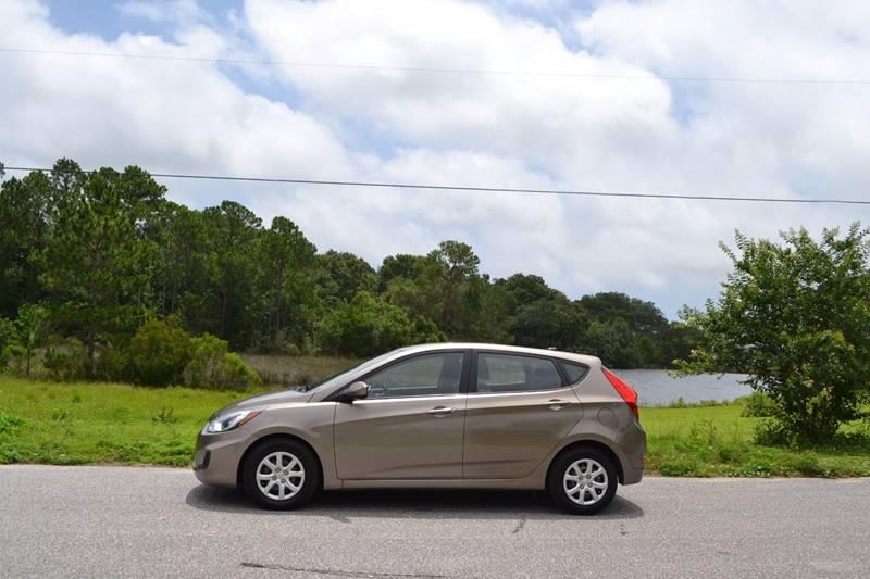 2014 Hyundai Accent for sale at Car Bazaar in Pensacola FL
