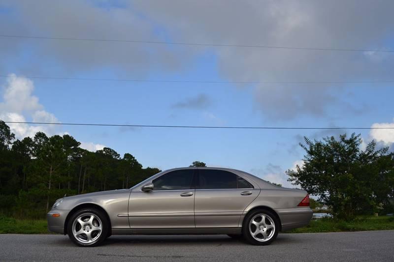 2004 Mercedes-Benz S-Class for sale at Car Bazaar in Pensacola FL