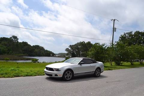 2010 Ford Mustang for sale at Car Bazaar in Pensacola FL