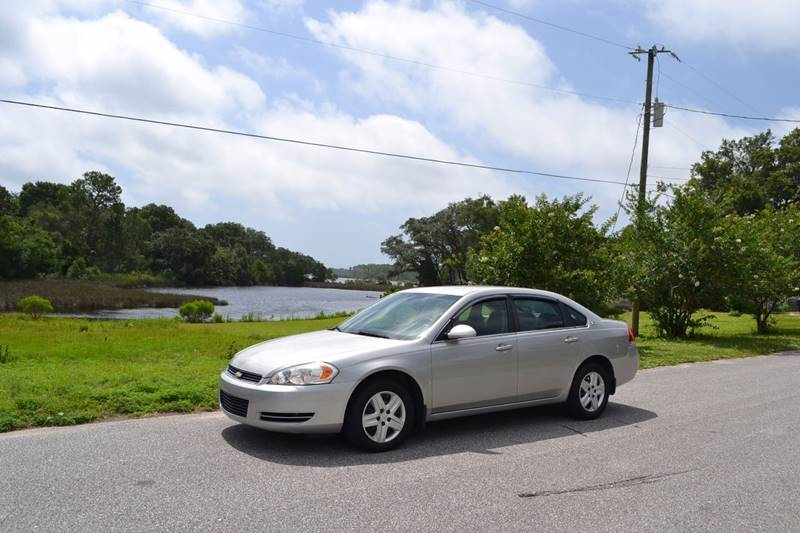 2008 Chevrolet Impala for sale at Car Bazaar in Pensacola FL