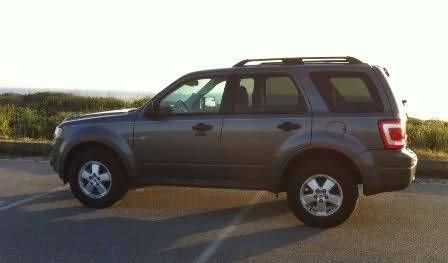 2007 Ford Escape for sale at Car Bazaar in Pensacola FL