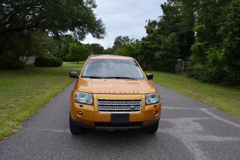 2008 Land Rover LR2 for sale at Car Bazaar in Pensacola FL