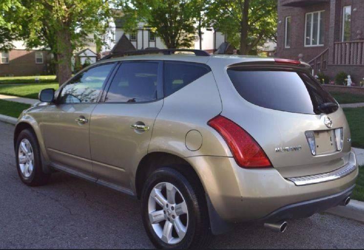 2007 Nissan Murano For Sale At Car Bazaar In Pensacola FL