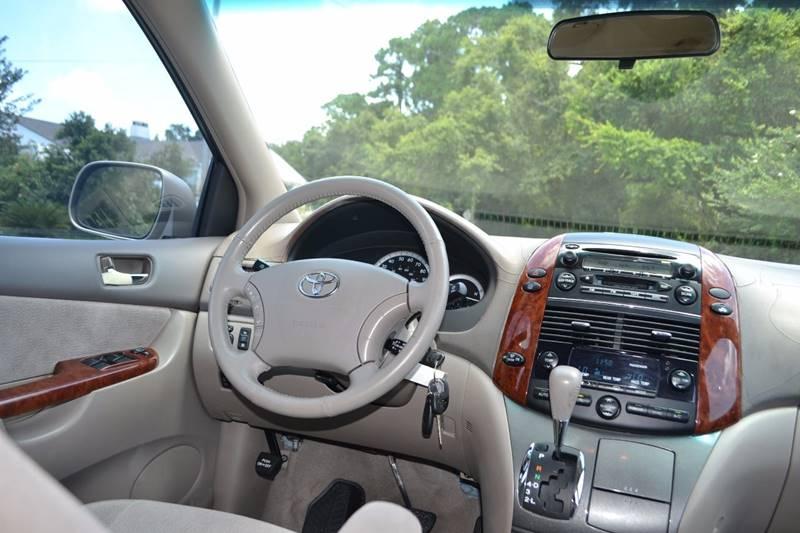 2004 Toyota Sienna for sale at Car Bazaar in Pensacola FL