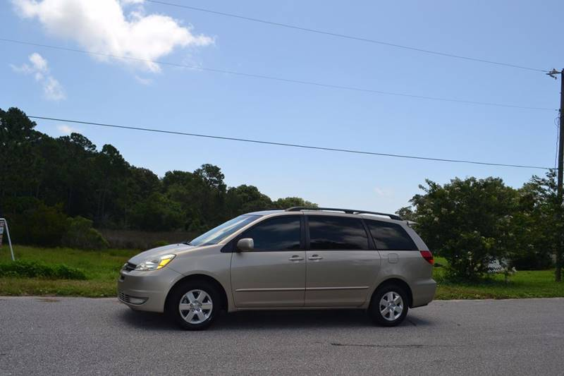 2004 Toyota Sienna for sale at Car Bazaar in Pensacola FL