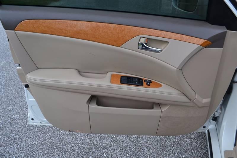 2005 Toyota Avalon for sale at Car Bazaar in Pensacola FL