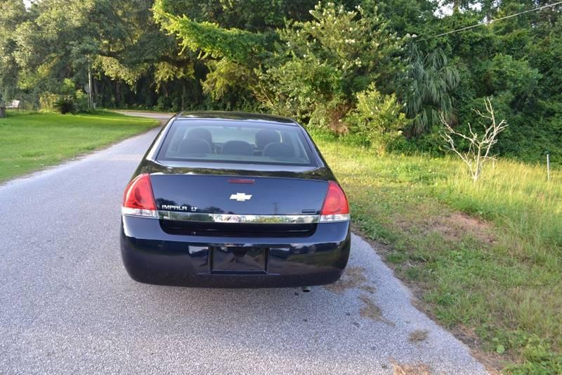 2011 Chevrolet Impala for sale at Car Bazaar in Pensacola FL