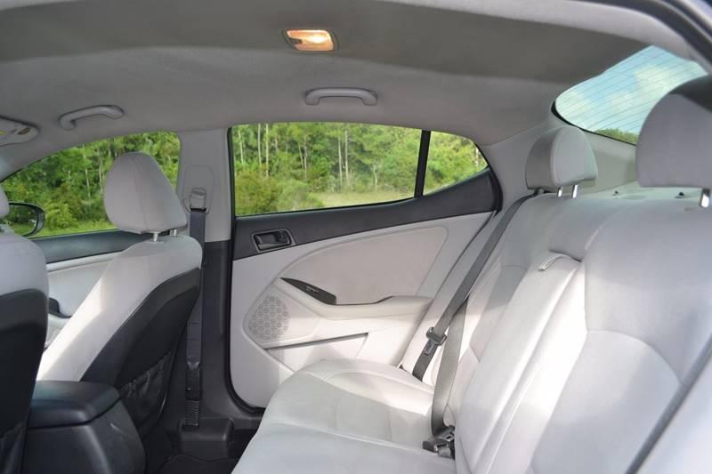 2015 Kia Optima for sale at Car Bazaar in Pensacola FL