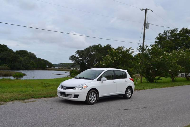 2012 Nissan Versa for sale at Car Bazaar in Pensacola FL