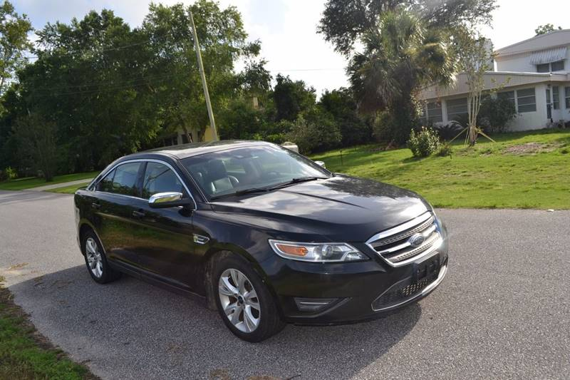 2010 Ford Taurus for sale at Car Bazaar in Pensacola FL