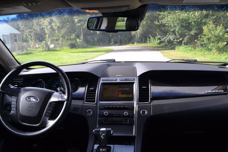 2010 Ford Taurus for sale at Car Bazaar in Pensacola FL