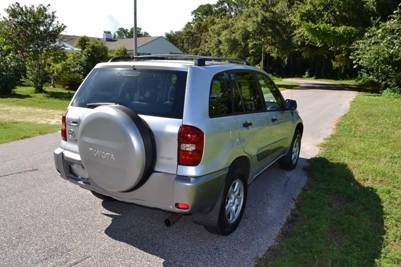 2005 Toyota RAV4 for sale at Car Bazaar in Pensacola FL