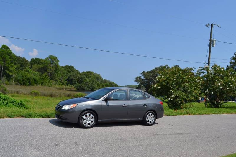 2007 Hyundai Elantra for sale at Car Bazaar in Pensacola FL