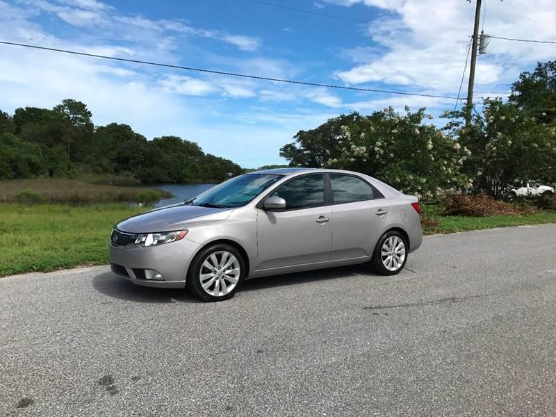 2012 Kia Forte for sale at Car Bazaar in Pensacola FL