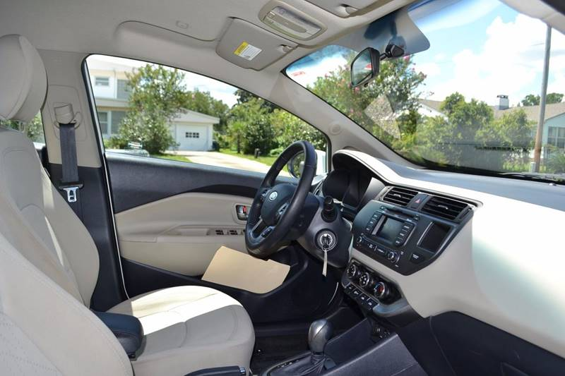 2013 Kia Rio for sale at Car Bazaar in Pensacola FL