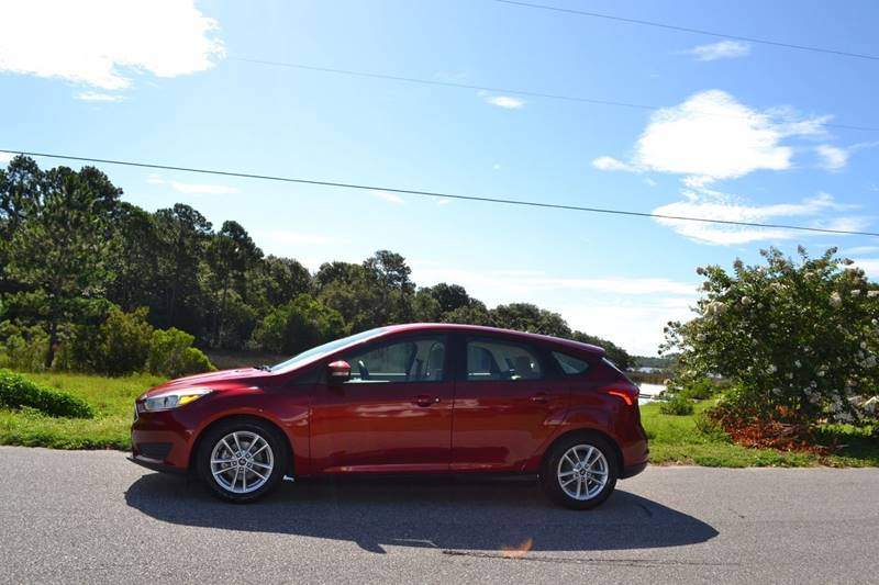 2016 Ford Focus for sale at Car Bazaar in Pensacola FL