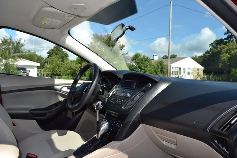 2016 Ford Focus for sale at Car Bazaar in Pensacola FL
