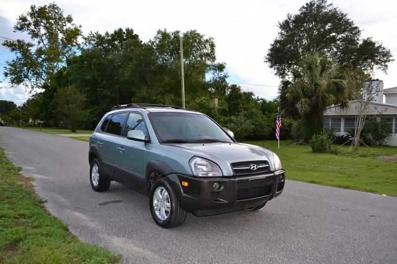 2006 Hyundai Tucson for sale at Car Bazaar in Pensacola FL