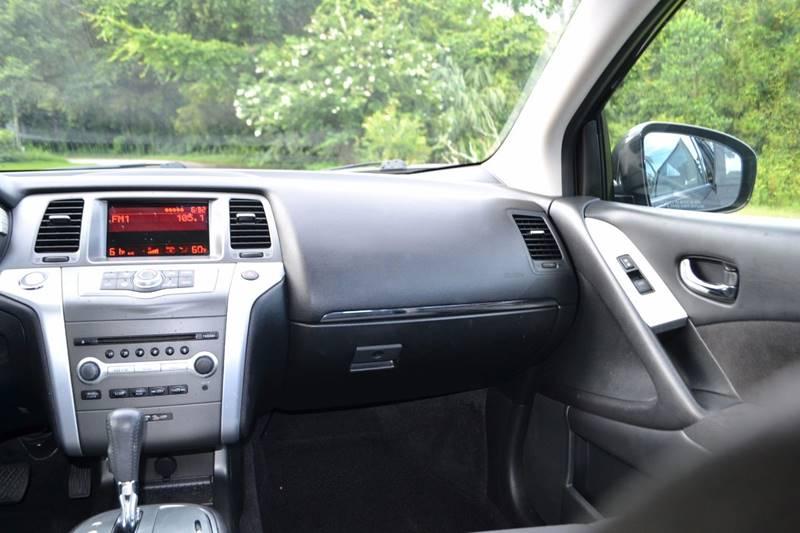 2011 Nissan Murano for sale at Car Bazaar in Pensacola FL