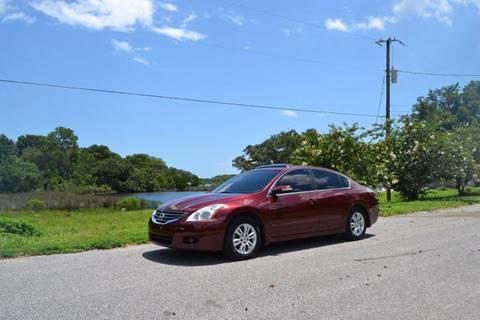 2011 Nissan Altima for sale at Car Bazaar in Pensacola FL