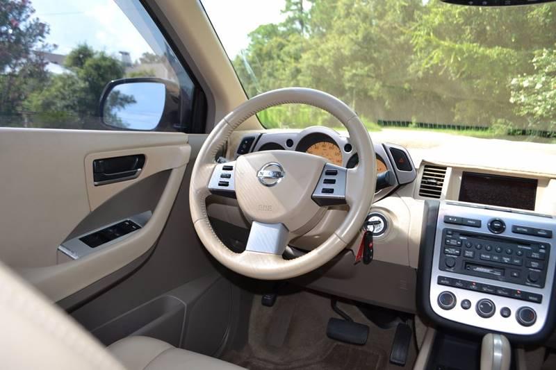 2004 Nissan Murano for sale at Car Bazaar in Pensacola FL