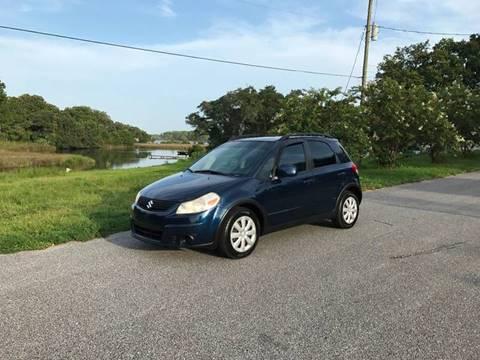 2010 Suzuki SX4 Crossover for sale at Car Bazaar in Pensacola FL
