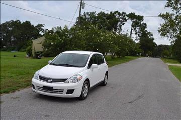 2012 Nissan Versa for sale at Car Bazaar in Pensacola FL