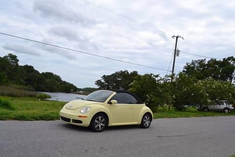 2006 Volkswagen New Beetle for sale at Car Bazaar in Pensacola FL