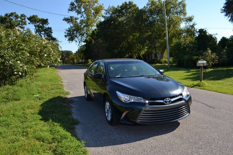 2016 Toyota Camry for sale at Car Bazaar in Pensacola FL