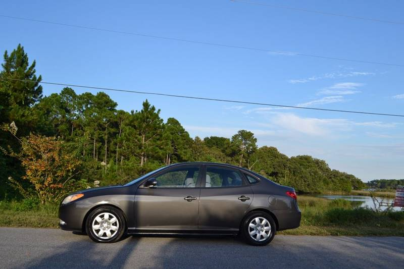 2008 Hyundai Elantra for sale at Car Bazaar in Pensacola FL