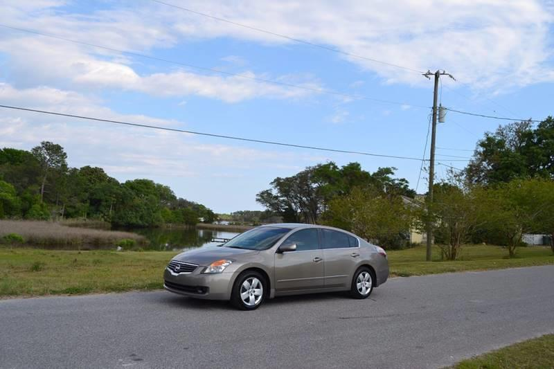 2007 Nissan Altima for sale at Car Bazaar in Pensacola FL